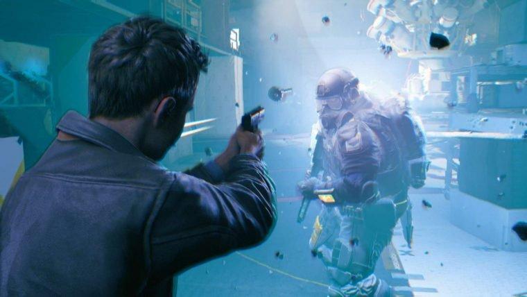 Quantum Break está pronto, afirma Sam Lake