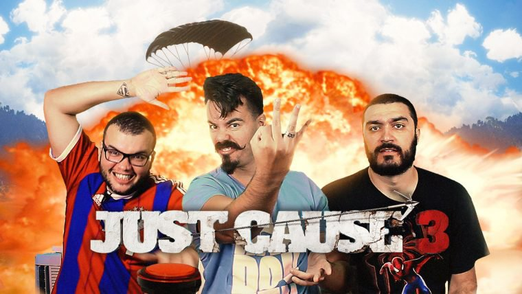 Just Cause 3 - O Dublê Latino