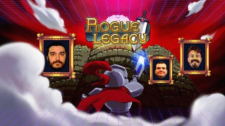 Rogue Legacy - Duas Caveiras