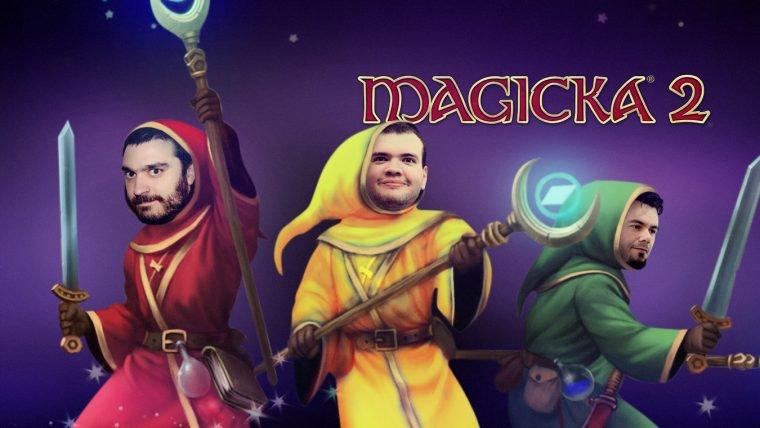 Magicka 2 - Minha Filha Ineficácia