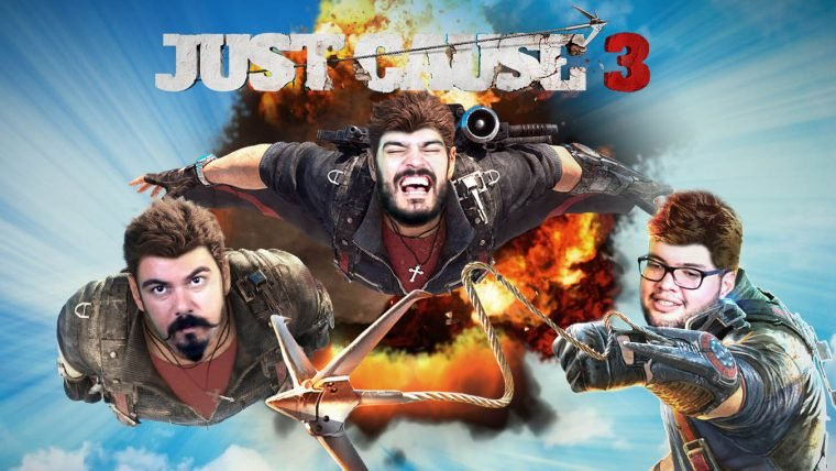 Just Cause 2 - Parte 2 - O Retorno do Dublê Latino