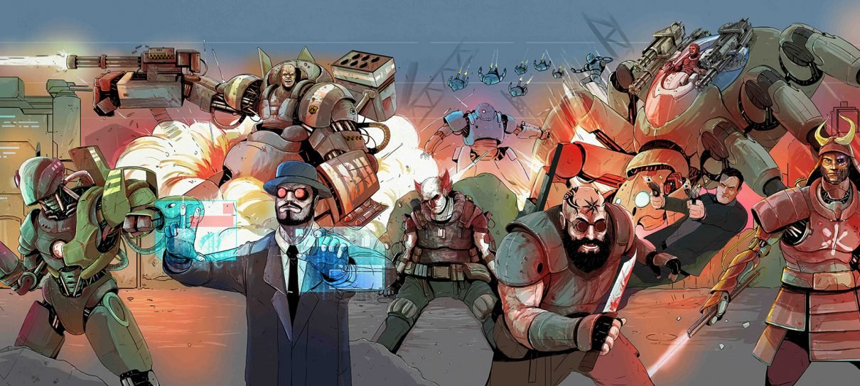 RPG Cyberpunk 3: Estrada para o inferno