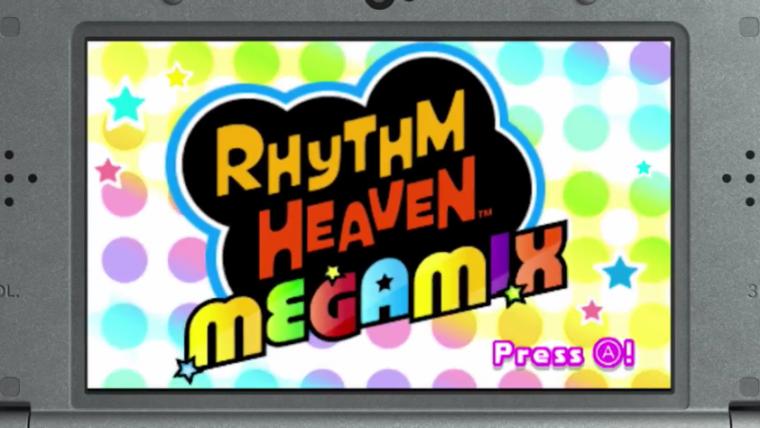Rhythm Heaven Megamix é anunciado para o Nintendo 3DS