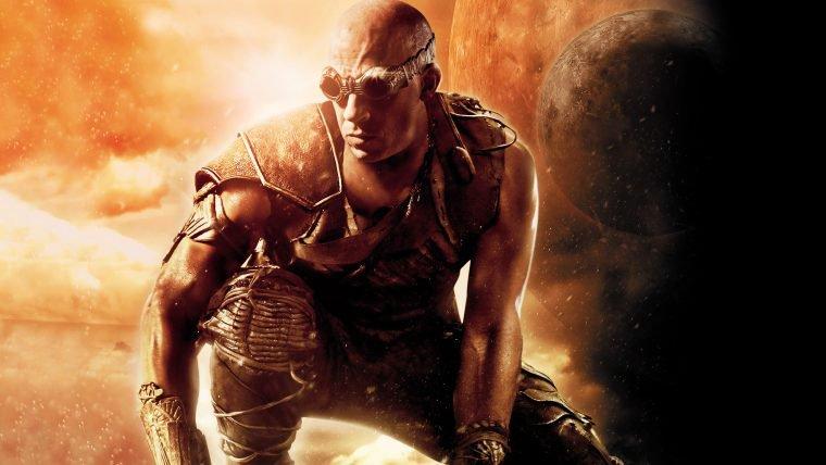 Vin Diesel anuncia novo filme e série de Riddick