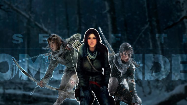 Rise of the Tomb Raider e o sofrimento de Lara Croft!