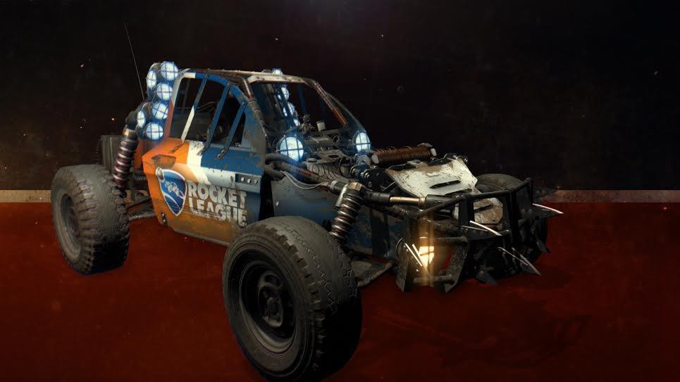 Techland e Psyonix anunciam colaboração entre Dying Light e Rocket League