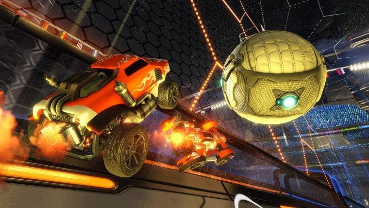 Psyonix confirma Rocket League para o Xbox One