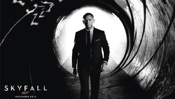 Confira teaser de 007 Skyfall