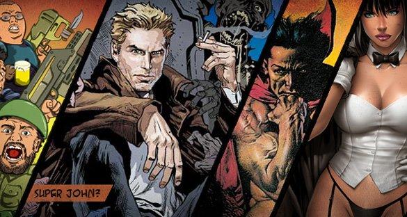 Constantine: Bem vindo ao Inferno (dos Super Heróis?)