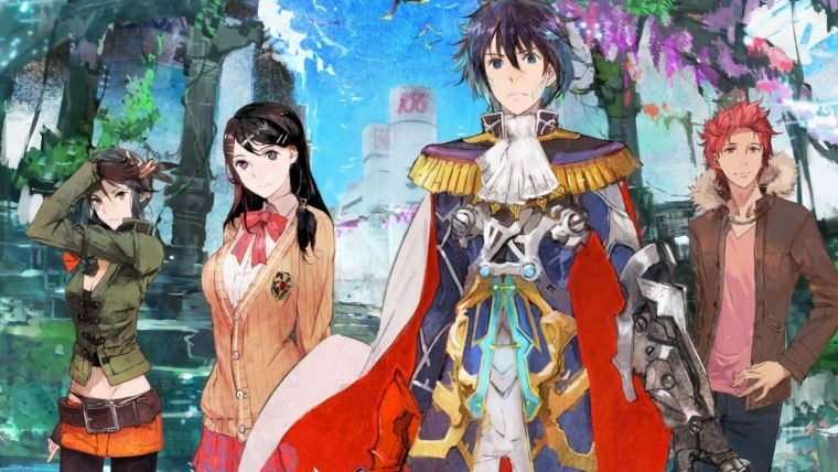 Crossover de Shin Megami Tensei e Fire Emblem tem data para chegar no ocidente