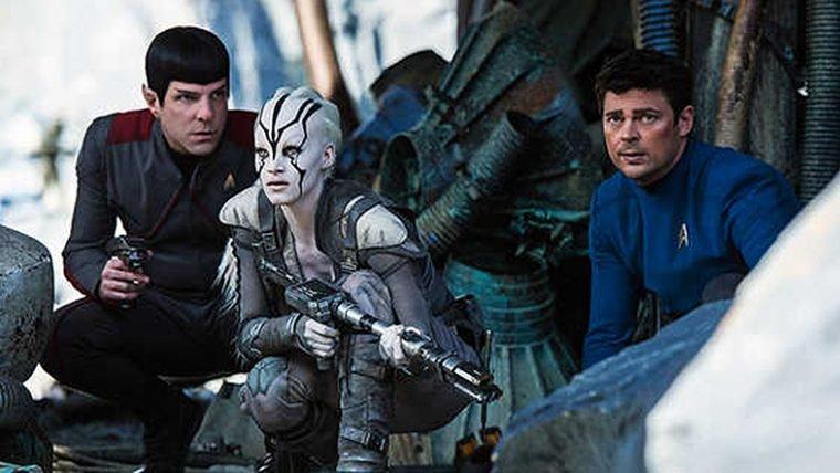 Star Trek: Sem Fronteiras | Confira a nova imagem de Sofia Boutella como Jaylah