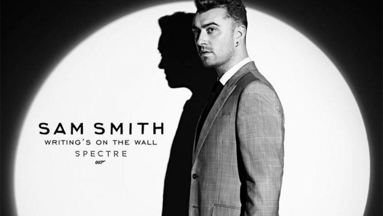 Sam Smith vai cantar a música tema de 007 Contra SPECTRE