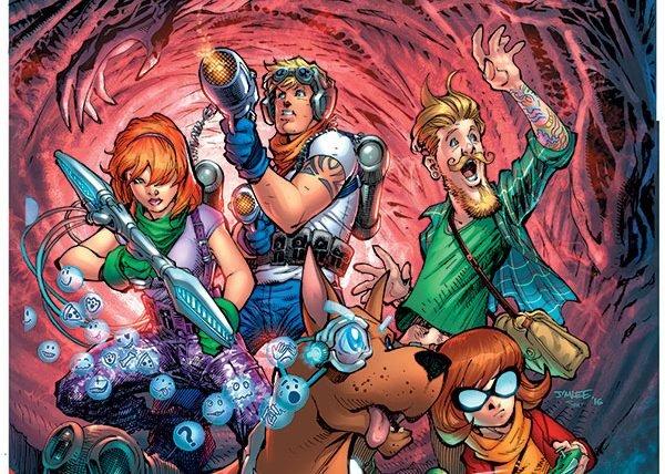 DC Comics anuncia quadrinhos de Hanna-Barbera, incluindo Scooby Doo e Flintstones