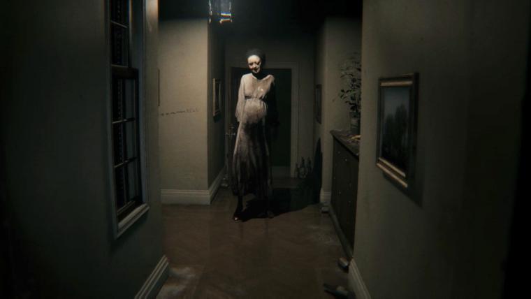 É claro que tem um easter egg de Silent Hills dentro de MGS V: The Phantom Pain