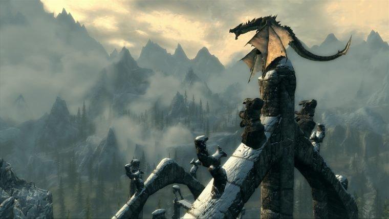 E3 2016 | Remaster de Skyrim é confirmado e chega em outubro
