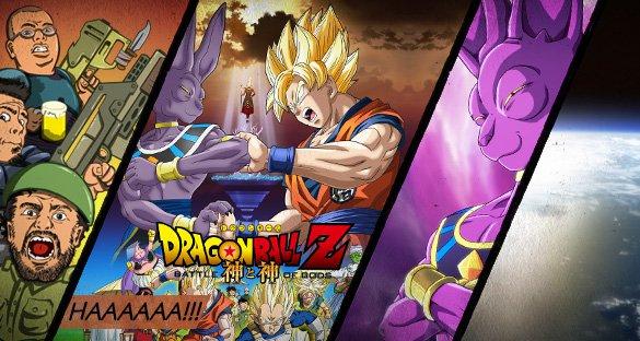Dragon Ball Z - A Batalha dos Deuses!