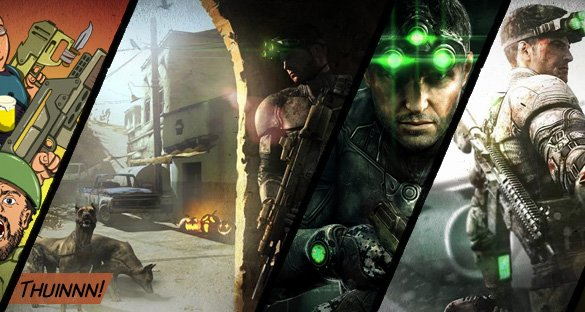 Splinter Cell - Blacklist!
