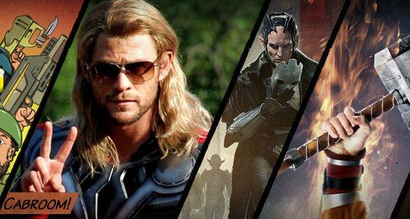 Thor the Dark World!