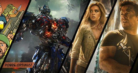 Transformers 4 e a Era da Explosão!