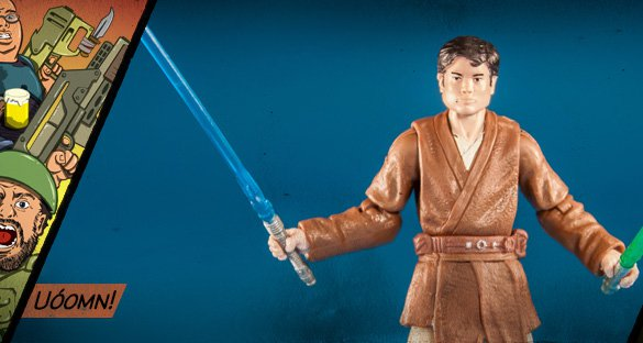 Star Wars Legends – Team Luke All the Away Across the Sky!
