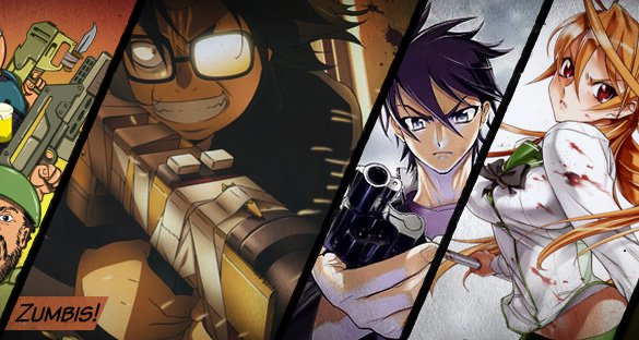 Highschool of the Dead!