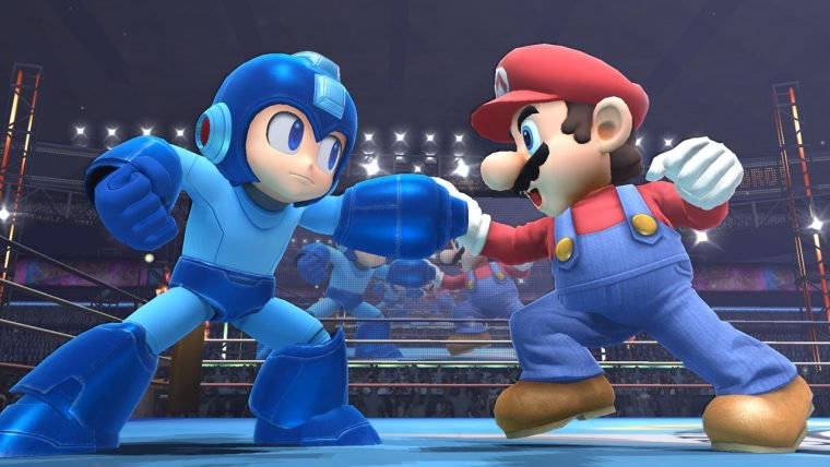 Super Smash Bros. de Wii U agora tem compartilhamento com o YouTube