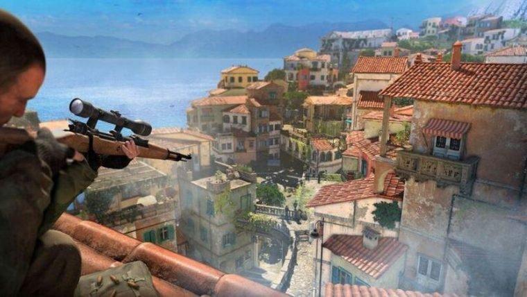 Sniper Elite 4 é anunciado, se passa na Segunda Guerra Mundial