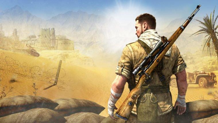 Franquia Sniper Elite supera 10 milhões de unidades vendidas