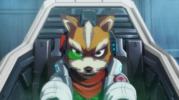 Nintendo lança anime oficial de Star Fox
