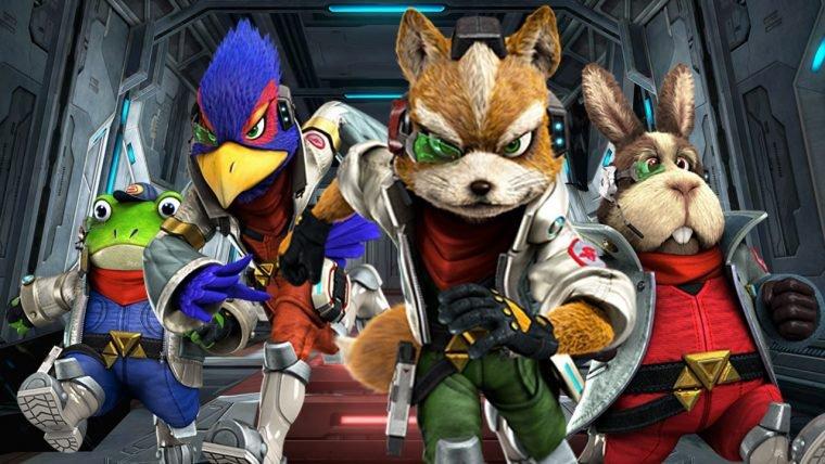 Project Guard do Wii U é re-apresentado como Star Fox Guard