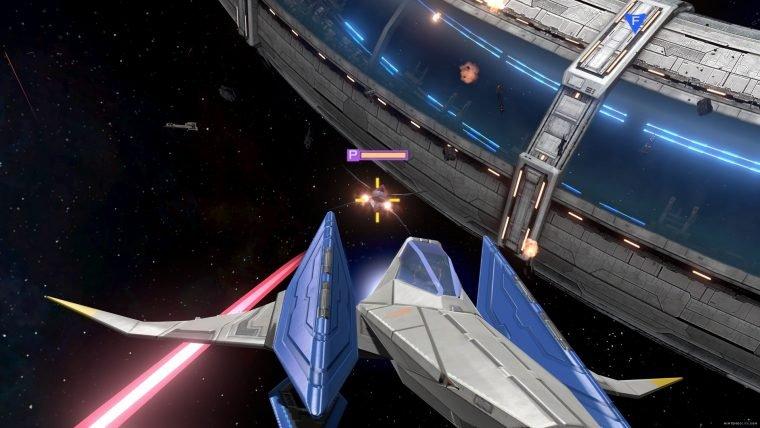 Star Fox Zero ganha novos detalhes e trailer