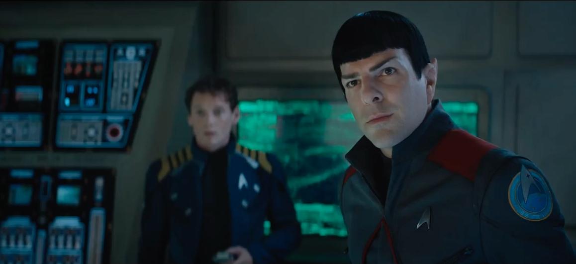 Assista ao primeiro trailer de Star Trek: Sem Fronteiras