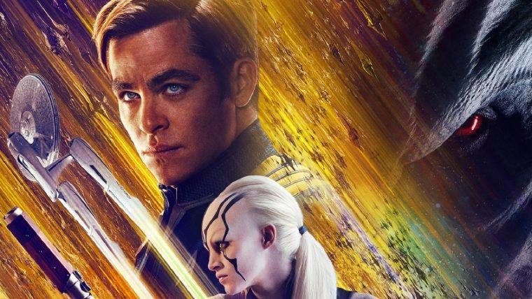Star Trek: Sem Fronteiras   Confira o novo pôster do longa