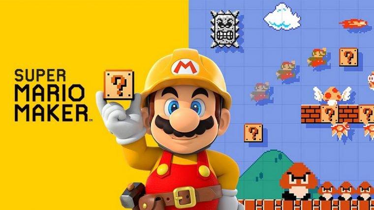Nintendo vai lançar um site para procurar fases de Super Mario Maker