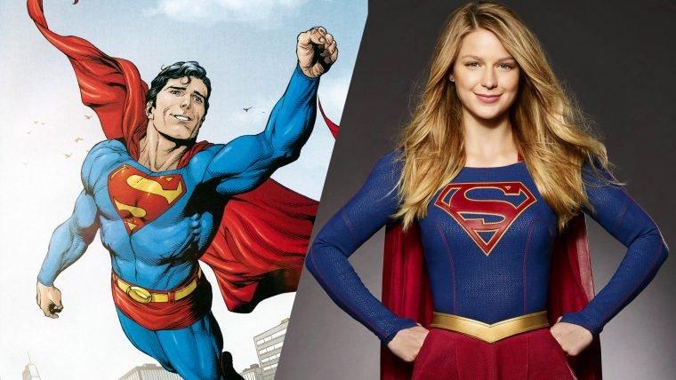 Superman vai aparecer (de verdade) na 2ª temporada de Supergirl