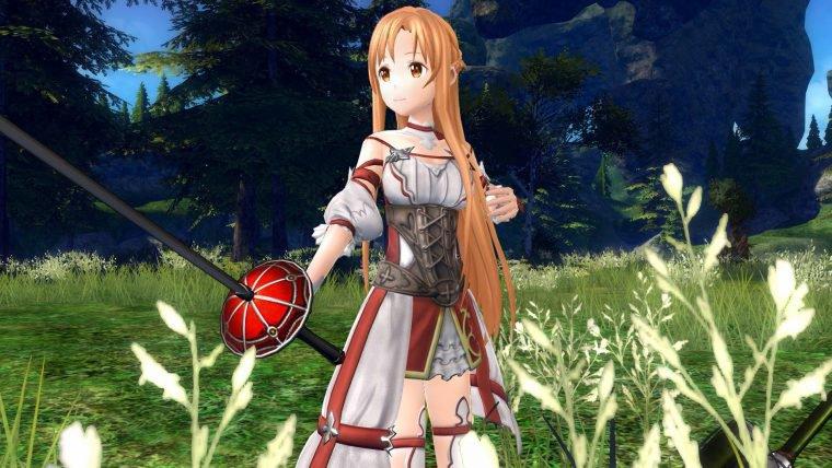 Novo Sword Art Online será lançado para PS4 e Vita em 2016