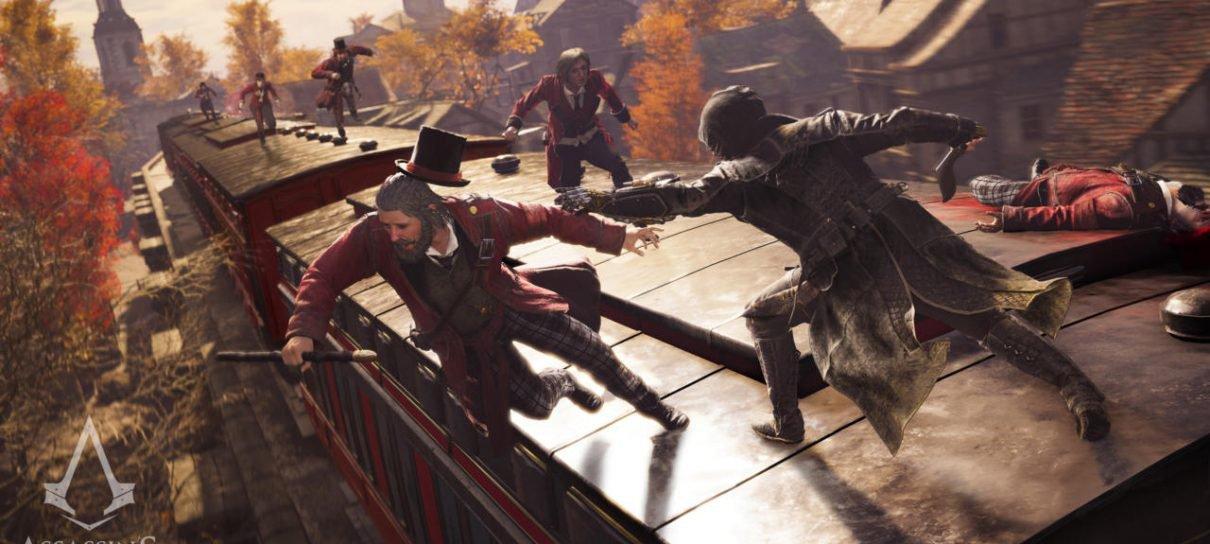 Assassin's Creed Syndicate ganha novo vídeo gameplay