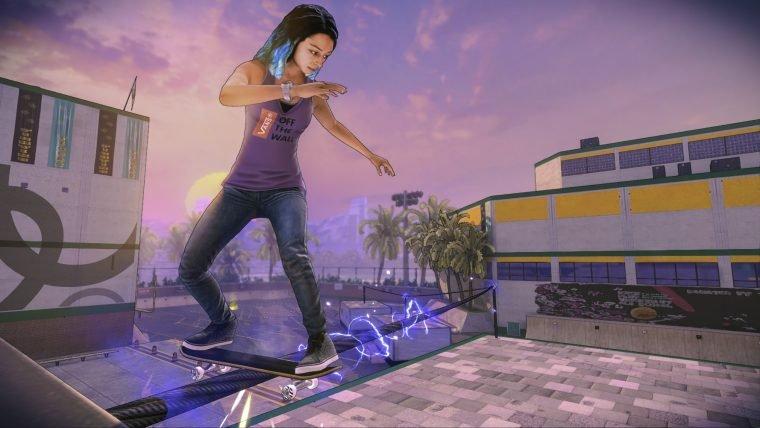 Parece que Tony Hawk's Pro Skater 5 está cheio de bugs