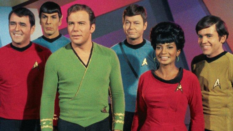 Star Trek: Sem Fronteiras   Canal cria trailer do filme usando a série clássica