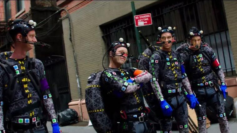 Vídeo mostra bastidores de As Tartarugas Ninja 2: Fora das Sombras
