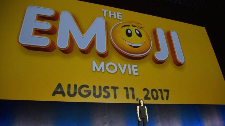 Filme sobre Emojis vai se passar dentro de um smartphone