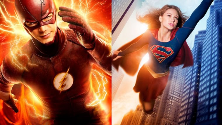 Crossover entre Supergirl e The Flash é confirmado