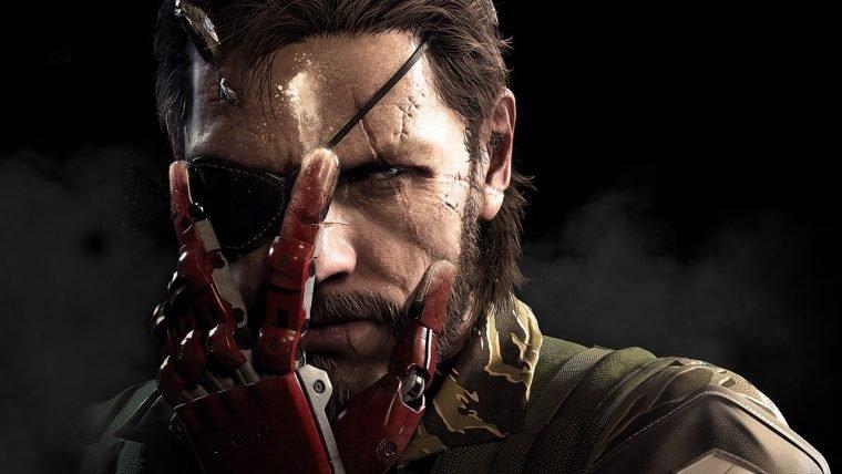 [Gamescom] Testamos - Metal Gear Solid V: The Phantom Pain