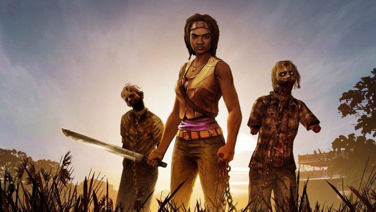 Assista ao primeiro trailer de The Walking Dead: Michonne, da Telltale