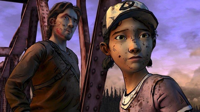 The Walking Dead da Telltale ganha nova temporada em novembro
