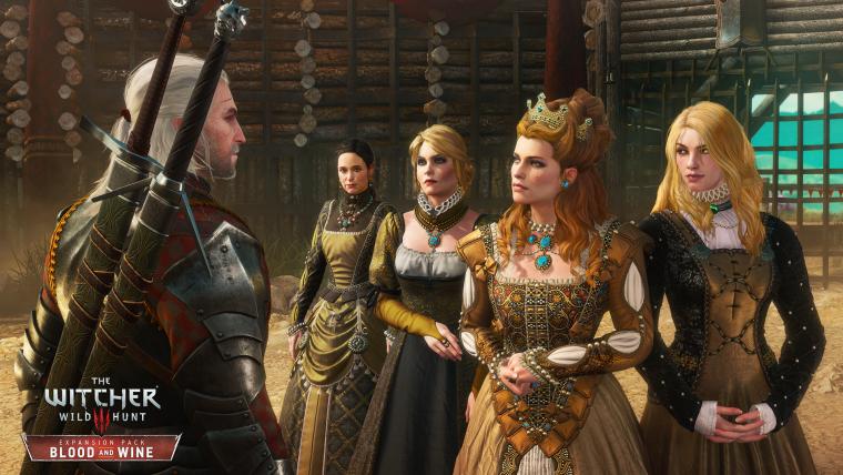 Nova expansão de The Witcher 3 pode ser lançada este mês