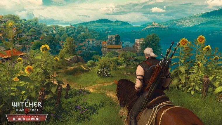 CD Projekt divulga novas imagens de The Witcher 3: Blood and Wine
