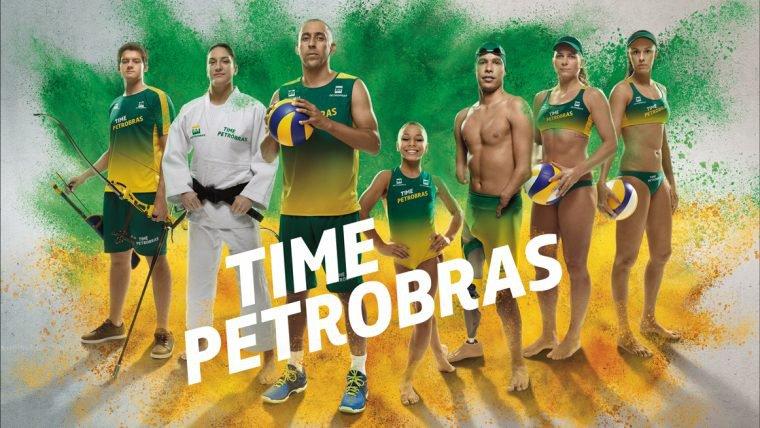 Time Petrobras: Conheça os atletas