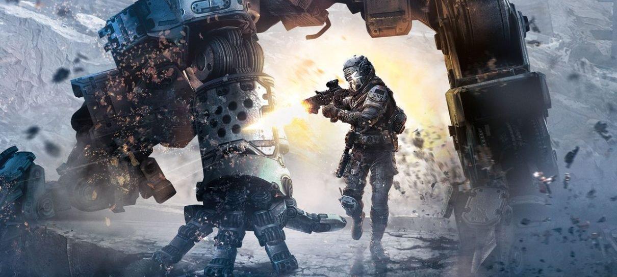 Teaser de Titanfall 2 prepara o caminho para a E3