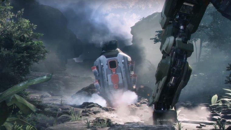 Titanfall 2 é anunciado com teaser trailer